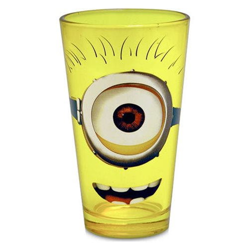 Despicable Me 16 oz. Pint Glass