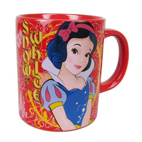 Snow White and the Seven Dwarfs Snow White Standing Mug