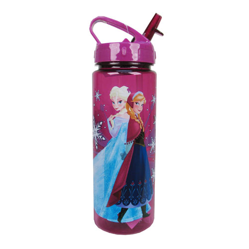 Disney Frozen Anna and Elsa 20 oz. Tritan Water Bottle