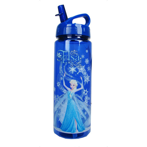Disney Frozen Elsa Snowstorm 20 oz. Tritan Water Bottle