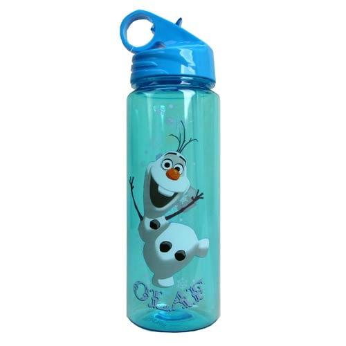 Frozen Olaf the Snow Man Happy 20 oz. Tritan Water Bottle