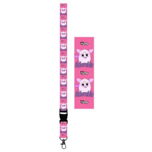 Furby Adorable Lanyard Key Chain