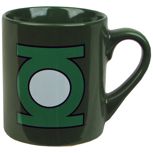 Green Lantern Logo 14 oz. Mug