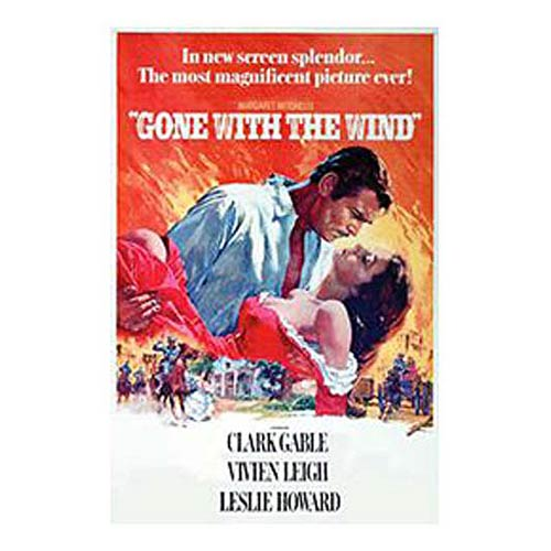 Gone with the Wind Wood Wall Art