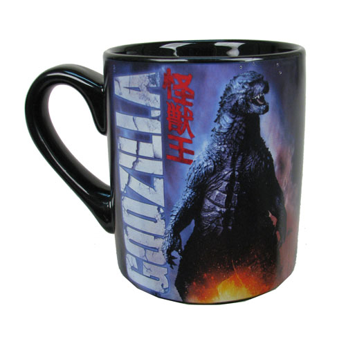 Godzilla 2014 Movie 14 oz. Ceramic Mug