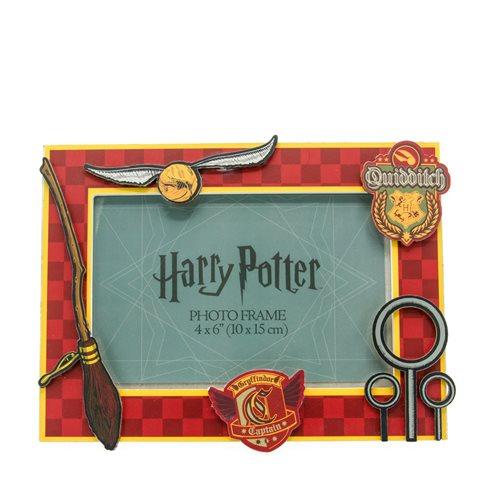 Harry Potter Quidditch Gryffindor Photo Frame