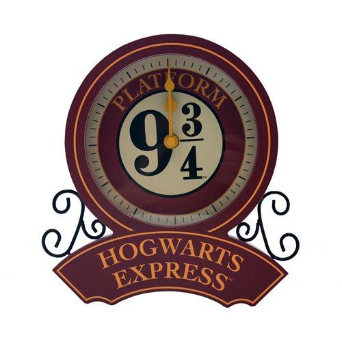 Harry Potter Platform 9 3/4  Desk Clock