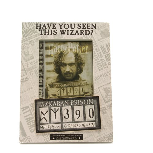 Harry Potter Have You Seen This Wizard Photo Frame