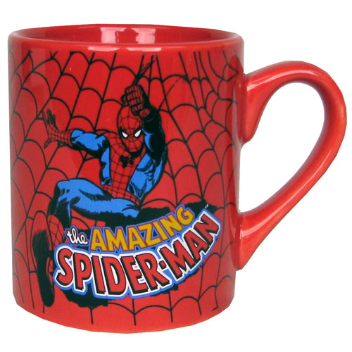 Amazing Spider-Man 14 oz. Mug