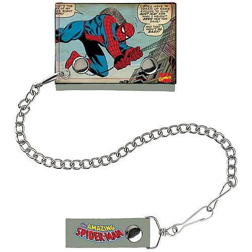 Amazing Spider-Man Chain Wallet