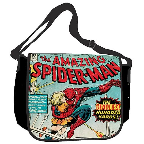 Amazing Spider-Man Messenger Bag