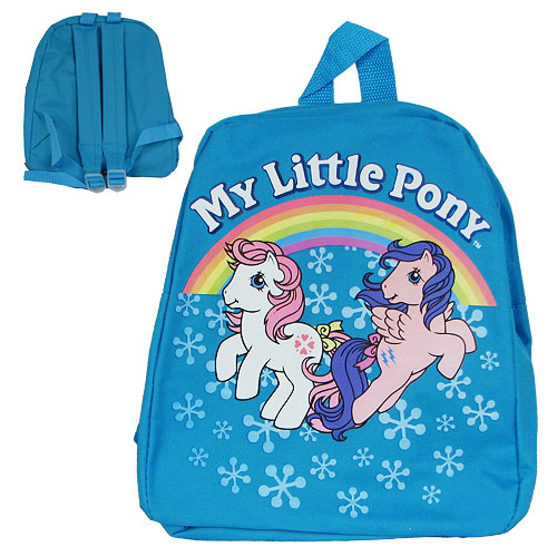 My Little Pony Classic Rainbow Mini Backpack