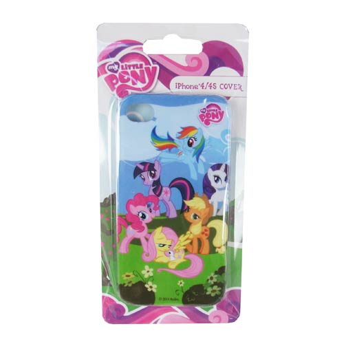 MLP Friendship is Magic iPhone 4 and 4s Snap-On Phone Cover