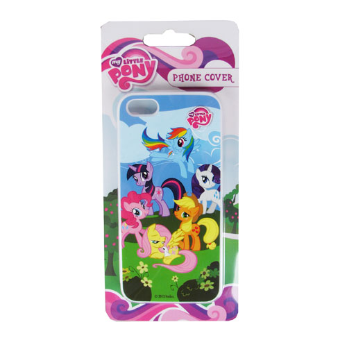 MLP Friendship is Magic iPhone 5 Snap-On Phone Cover