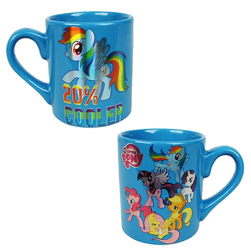 My Little Pony Friendship is Magic 14 oz. Ceramic Mug