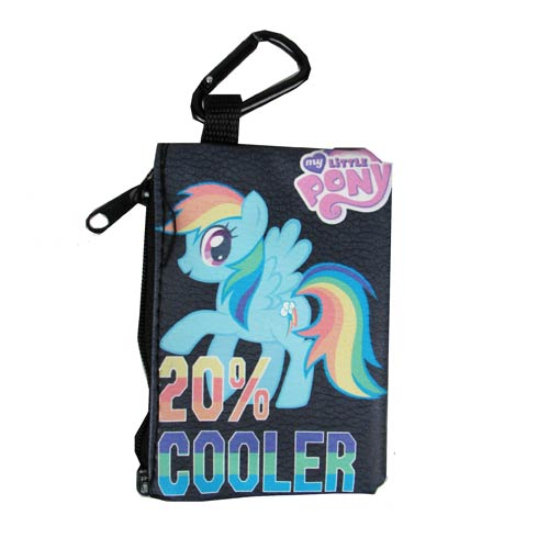 MLP Friendship is Magic 20% Cooler Coin/Card Case Key Chain