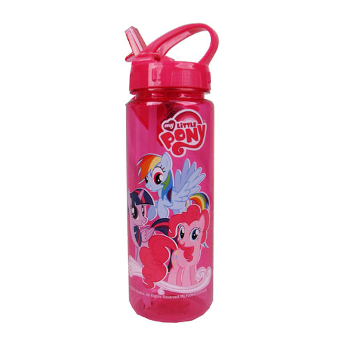 My Little Pony Friendship is Magic Tritan Water Bottle