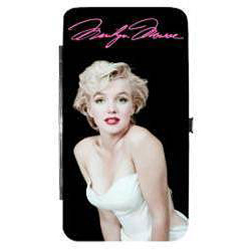 Marilyn Monroe White Dress Hinge Wallet