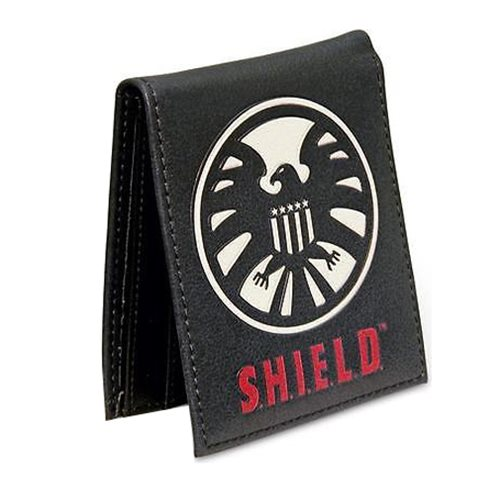 Marvel Agents of SHIELD Billfold Wallet