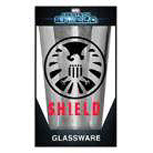 Marvel Agents of SHIELD 16 oz. Pint Glass