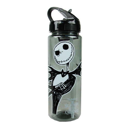 NBX Jack Skellington 20 oz. Tritan Water Bottle