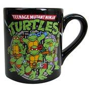 Teenage Mutant Ninja Turtles Mug