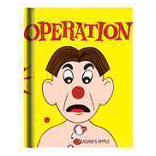 Operation Hardcover Journal