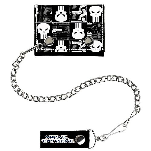 Marvel The Punisher Chain Wallet