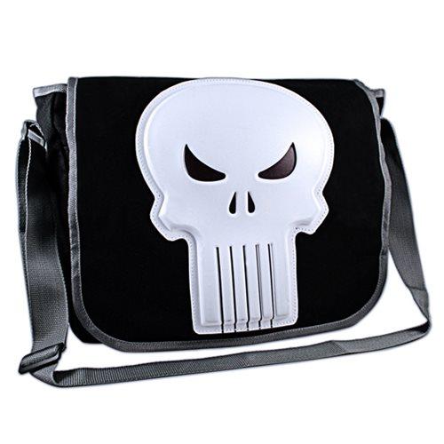 Punisher Skull Marvel Messenger Bag