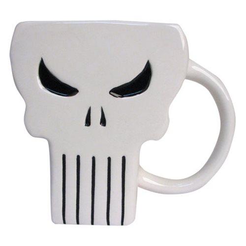 The Punisher Skull Logo 3D Mug