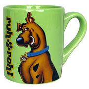 Scooby-Doo Scooby Ruh Roh Mug