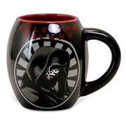 Star Wars Episode VII The Force Awakens RTG 18 oz Oval Ceramic Mug