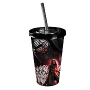 Star Wars Episode VII The Force Awakens Villain Group Poster 16 oz Travel Cup