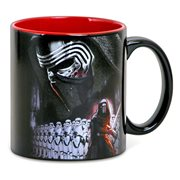 Star Wars Episode VII The Force Awakens Villain Group Poster 14 oz Ceramic Mug