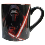 Star Wars Episode VII The Force Awakens Lead Villain Poster 14 oz Ceramic Mug