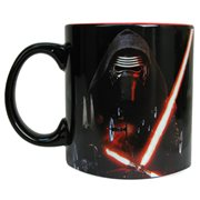 Star Wars Episode VII The Force Awakens Lead Villain Poster 20 oz Ceramic Mug