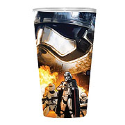 Star Wars Episode VII The Force Awakens Villain C Poster Wrap 16 oz Pint Glass