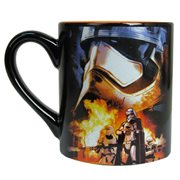 Star Wars Episode VII The Force Awakens Villain C Poster 14 oz Ceramic Mug