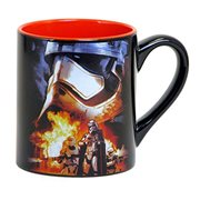 Star Wars Episode VII The Force Awakens Villain C Poster 20 oz Ceramic Mug