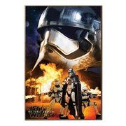 Star Wars Episode VII The Force Awakens Villain C Poster Wall Art