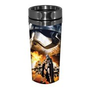 Star Wars Episode VII The Force Awakens Villain C Poster 16 oz SS Travel Mug