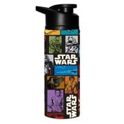 Star Wars Episode VII The Force Awakens Grid 25 oz Stainless Steel Water Bottle