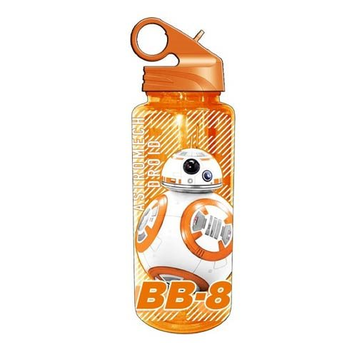 Star Wars Episode 7 BB-8 Orange 20 oz. Tritan Water Bottle