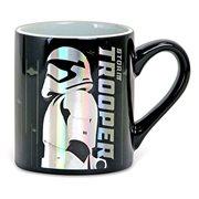 Star Wars Episode VII The Force Awakens Trooper Side 14 oz Laser Ceramic Mug