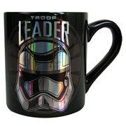 Star Wars Episode VII The Force Awakens Troop Leader 14 oz Laser Ceramic Mug