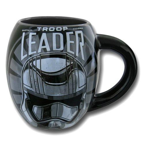 Star Wars Episode 7 Troop Leader Logo 18 oz. Mug, Not Mint