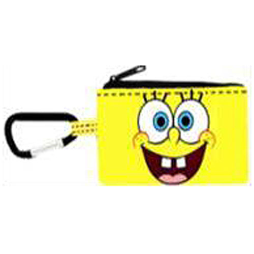 SpongeBob SquarePants Coin/Card Case Key Chain