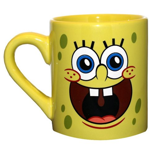 SpongeBob SquarePants Face 14 oz. Mug