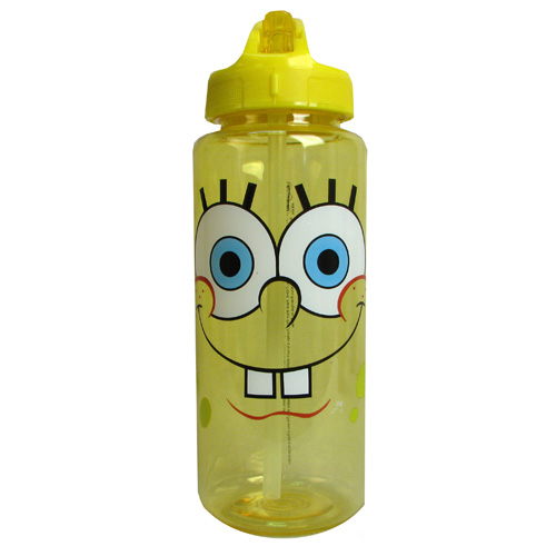 SpongeBob SquarePants Grin 25 oz. Tritan Water Bottle