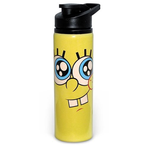 SpongeBob SquarePants Big Blue Eyes Water Bottle